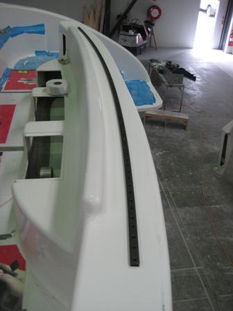 Main traveller beam